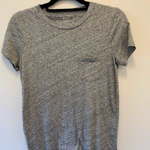Made well gray t-shirt , Size S